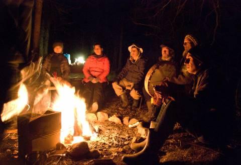 Nature mentoring culture